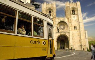 Lissabon-tram-groepsreizen TripEEE