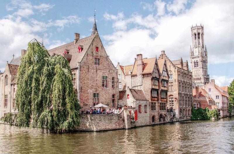 België Brugge Kanaal Groepsreis